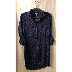 NWOT Urban Outfitters Button Down Dress